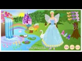 Барби и Лебединое Озеро Онлайн игра/Princess Dress Up Barbie of Swan Lake